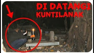 Download Video Uji Nyali Dengerin Lengser Wengi di kuburan yg masih baru, ini hasil nya MP3 3GP MP4