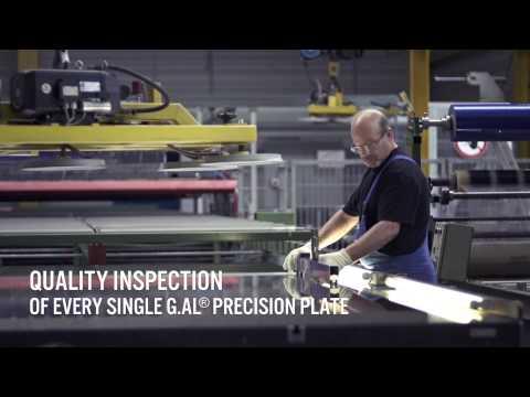 GLEICH Aluminium (ENGLISH) (видео)