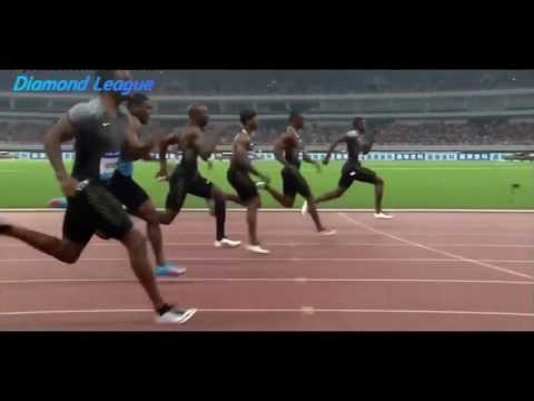 Justin Gatlin Drive And Acceleration Motivation
