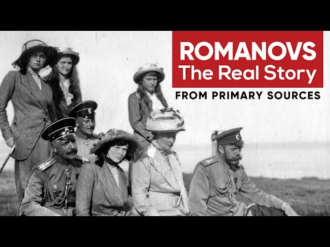Romanovs: The Real Story