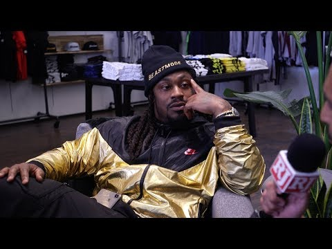 Marshawn Lynch says he may not play with Raiders when they move to Las Vegas