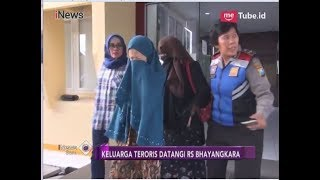 Video Keluarga Teroris Surabaya Tes DNA di RS Bhayangkara - iNews Sore 20/05 MP3, 3GP, MP4, WEBM, AVI, FLV Mei 2018