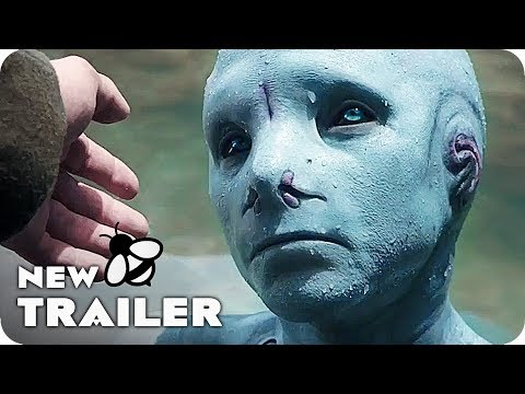 Cold Skin Trailer (2017) Mystery Horror