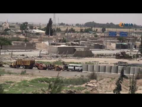 استمرار تقدم قوات سوريا الديمقراطية صوب مركز مدينة الرقة
