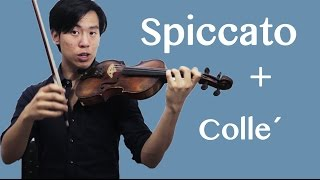 How to Produce Effortless Spiccato with Elegance and Control
