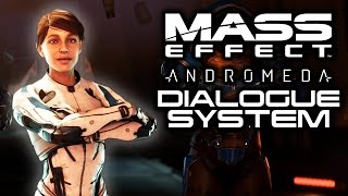 MASS EFFECT ANDROMEDA: Paragon/Renegade GONE! (New Dialogue and Morality System Analysis), EA Games, video games