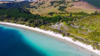 Dargaville New Zealand  City new picture : Epic Drone Footage - Kai Iwi Lakes, New Zealand - 2016
