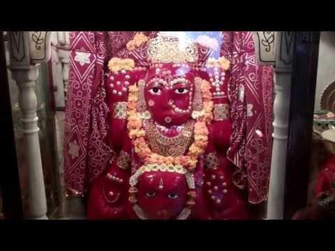Matri Mataji Temple, Osham Hill, Patanvav