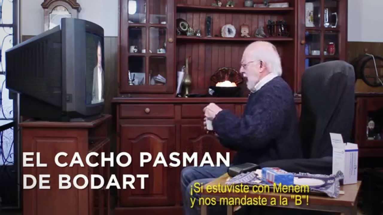 El Cacho Pasman de Bodart-Ripoll