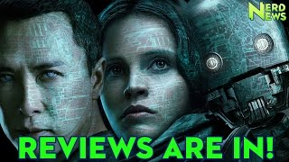 Rogue One Reviews - Is it the BEST Star Wars Movie? (Spoiler-Free)