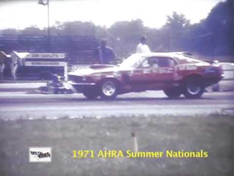 1971 AHRA SUMMERNATIONALS @ YORK US 30