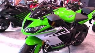 10. 2018 Kawasaki Ninja ZX 6R 636 ABS Special Series Lookaround Le Moto Around The World