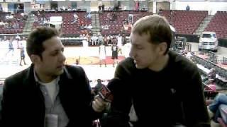 Yaroslav Korolev Interview (Part 2) - 2010 D-League Showcase