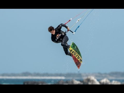 red bull king of air: kitesurf estremo! adrenalina infinita!
