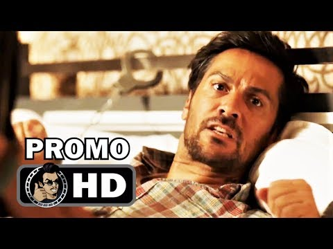 HOOTEN & THE LADY Official Promo Trailer (HD) The CW Adventure Series