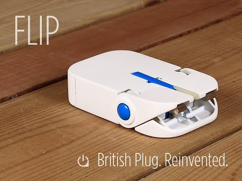 FLIP - the thinner and better British plug