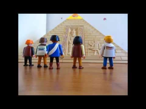 PLAYMOBIL - DECORATIONS EGYPTE ANTIQUE