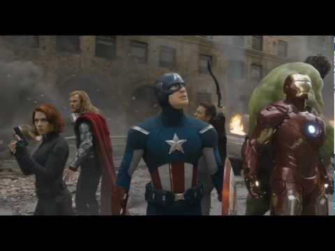 Video: Marvel's The Avengers IMAX 3D TV Spot 2