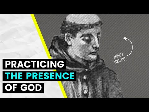 God quotes -  Practicing The Presence of God