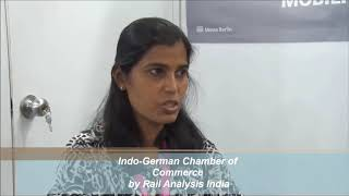 Exclusive Interview With Ms. Norma Remedios Xavier, Indo-German Chamber