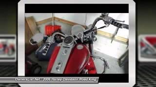 9. 2006 Harley-Davidson Road King JS196