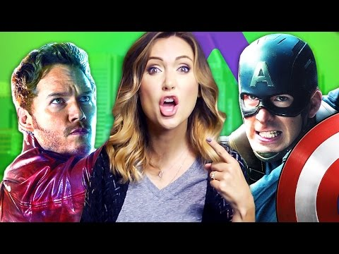 too - Subscribe for more Nerdist News: http://nerdi.st/subscribe Watch the last episode: http://nerdi.st/1sLm3LZ Some HULK SMASH-ing news: Avengers 3 will be a two part movie? Besides the Guardians...