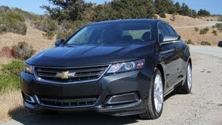 2014 Chevrolet Impala Review And Road Test
