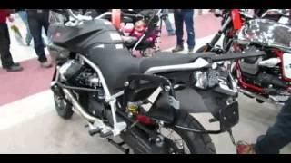 10. 2013 Moto Guzzi NTX 1200 Stelvio ABS