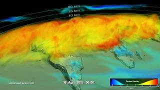 Seasonal Changes in Carbon Dioxide Video Thumbnail