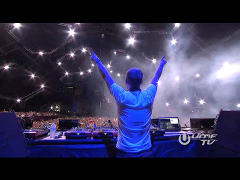 Armin Van Buuren Rocking Ultra Miami With The New Exploration Of Space (Third Contact Remix)