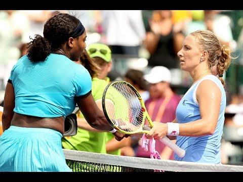 Miami Open Round of 16 Women's Highlights