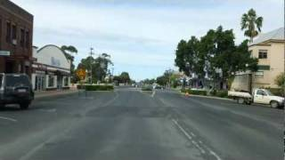 Narrabri Australia  city photos gallery : Narrabri New South Wales Australia A Drive Through