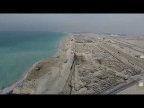 Mamsha Al Saadiyat Construction Update August 2016