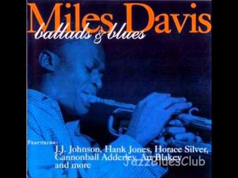 Miles Davis Ballads and Blues full jazz album
