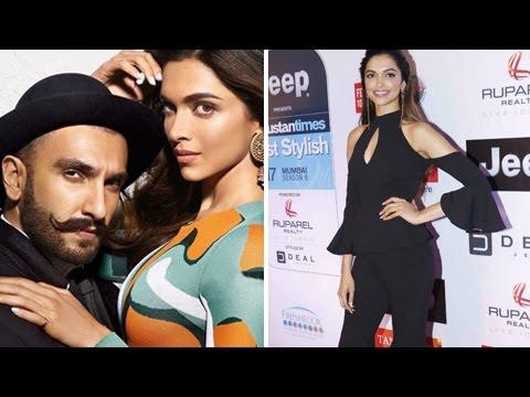Ranveer Singh SKIPS HT STYLE AWARDS For Deepika Pa