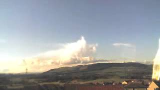 4 March 2009 - WeatherCam Timelapse - FifeWeather.co.uk