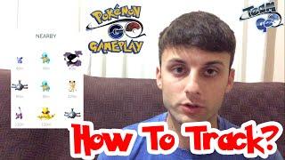 How To Track Nearby Pokemon Go by Pokémon GO Gameplay