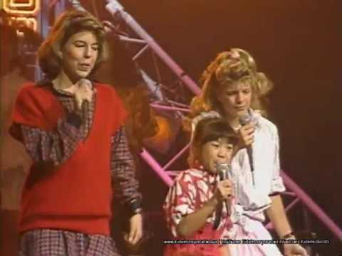 KIDS Incorporated - Come Go With Me (1987 - 720p HD) [Stereo] Fan Favorite!