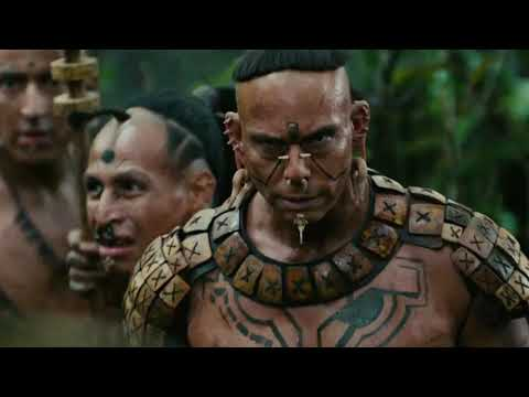 Apocalypto Top Movie Moments - Black Panther  (720P HD)