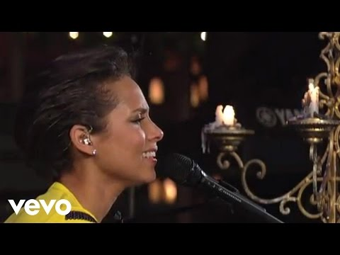 Alicia Keys - Not Even The King (Live on Letterman)