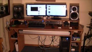 Download Lagu Video Response to CJD: How to build a Recording Studio Desk (Under $100 Dollars) Mp3