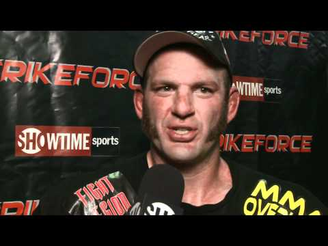 Chad Griggs Post Fight Interview