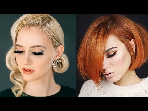 Hairstyles for short hair - 10+ Easy Beautiful Haircuts for Women  Amazing Hairsyles Tutorials 2019  Hair Beauty Ideas