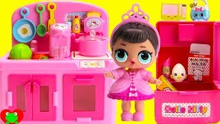 Video Best Learning Kids Kitchen Video L.O.L. Dolls and Shopkins Season 8 World Vacation MP3, 3GP, MP4, WEBM, AVI, FLV Februari 2019
