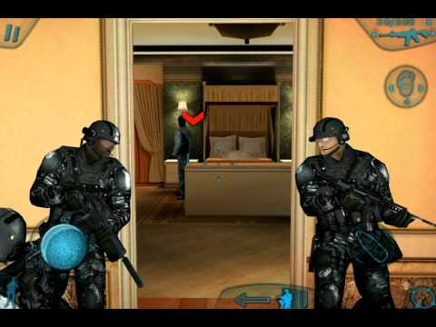 Скриншоты игры Tom Clancy's Rainbow Six Shadow Vanguard android