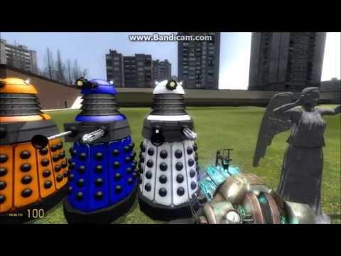 DoctorWho! - Gmod 4-Pack