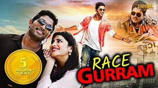 Race Gurram Hindi Dubbed Full Movie | Latest Hindi Dubbed Action Movies |  Latest Allu Arjun Movie