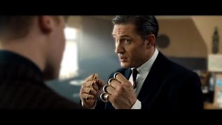 Legend (2015) Tom Hardy  - Bar Fight Scene (Contains Violence)