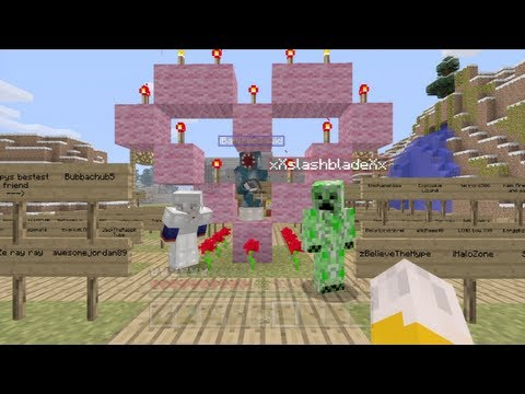 Minecraft Xbox - Evil Mr. Pork Chop [66]