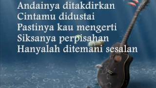 Video BILA CINTA DIDUSTA LIRIK MP3, 3GP, MP4, WEBM, AVI, FLV Januari 2019